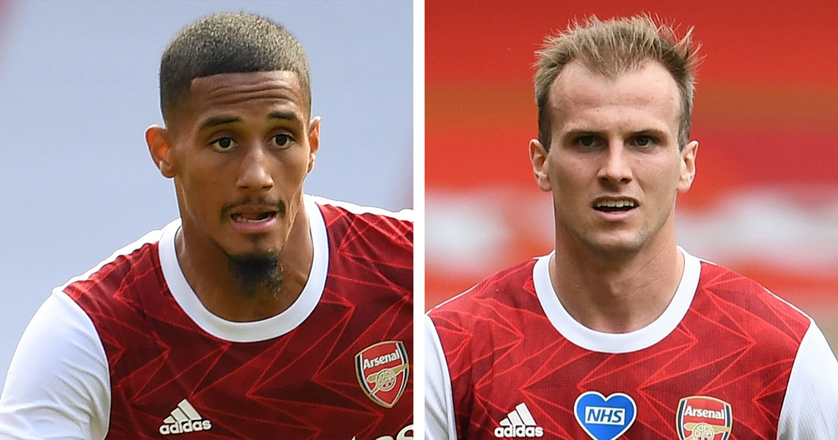 Rob Holding set to miss around 3 weeks through hip strain: why it means we could see William Saliba in action