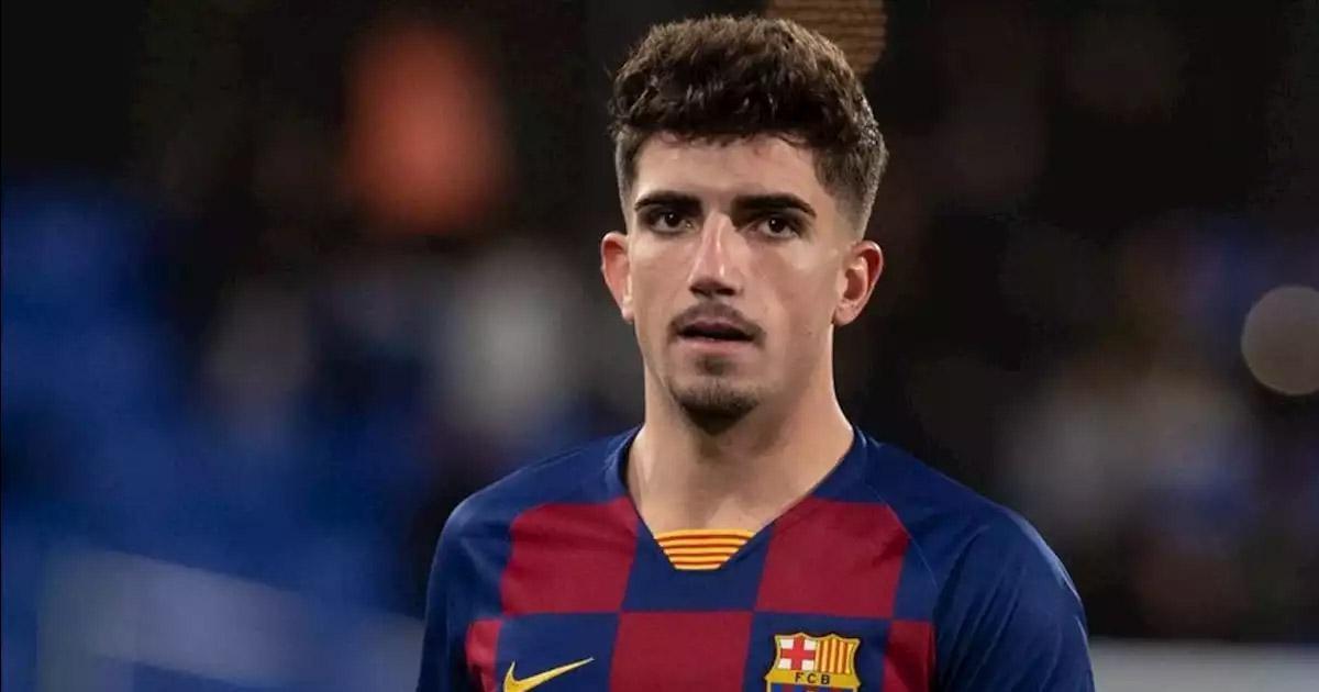 El Celta de Vigo muestra interés en Monchu, jugador del Barça B