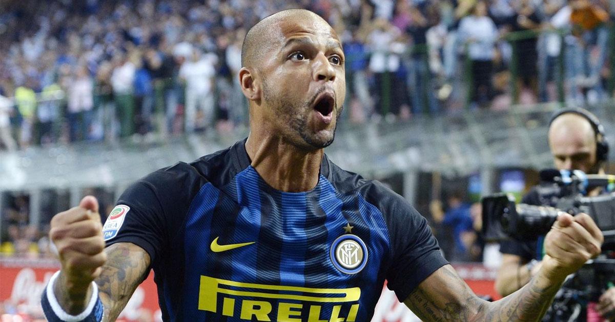 """""""Dopo il Covid mi piacerebbe andare in Curva a vedere l'Inter"""": Felipe Melo tifoso nerazzurro fino al midollo"""