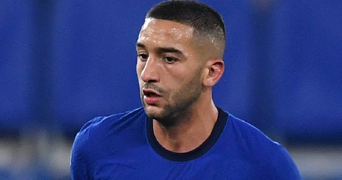Crazy Ziyech stat highlights playmaker's impact as substitute for Chelsea