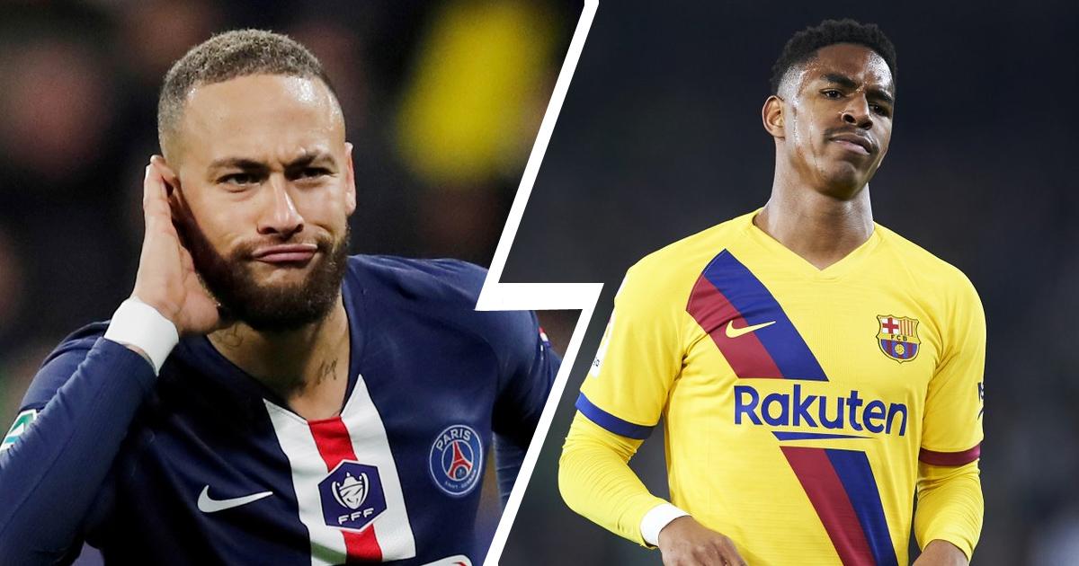 Neymarni qo'lga kiritish uchun 5 ta transfer amalga oshishi mumkin