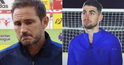 """""""Je serai sincère. Il n'était pas prêt"""": Jorginho surprend les fans avec une interview honnête sur Frank Lampard"""