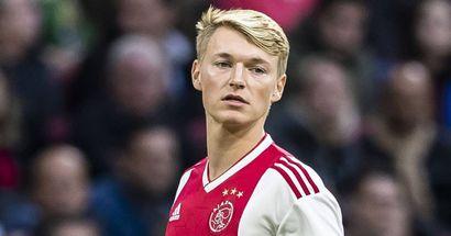 Alaba-Nachfolger? Bayern nimmt Ajax-Talent Schuurs angeblich ins Visier (Zuverlässigkeit: 4 Sterne)