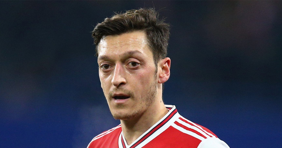 Mesut Ozil cut from Arsenal's 25-man squad for Premier League (reliability: 5 stars)