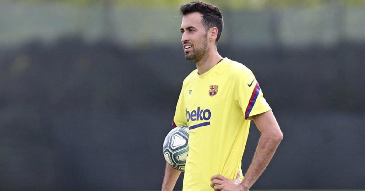 Barcelona midfielder Busquets has been given two options either accepting bench role or leaving