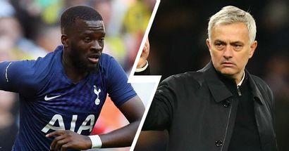 Mourinho cuenta con Ndombélé y no quiere que vaya al Barcelona