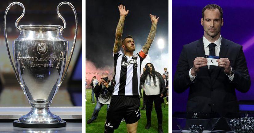 Ces 3 équipes que l'OM doit soutenir durant les barrages de la Ligue des Champions - logo