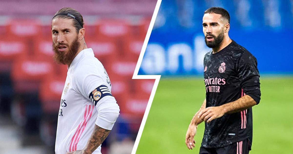 Sergio Ramos et Dani Carvajal ne joueront pas face à Alcoyano après avoir manqué la séance d'entraînement de mardi: AS