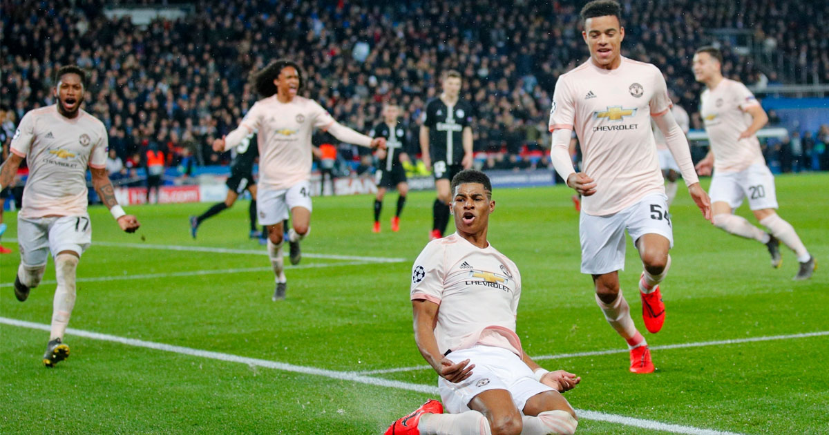 Champions League draw in full: United placed in group of death