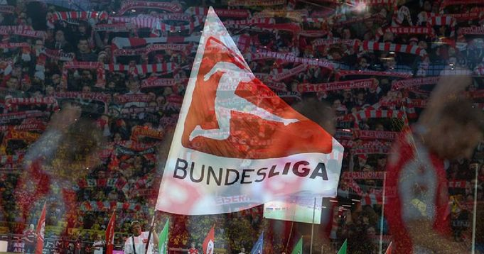 'No kissing, no room service, no whispering': Bundesliga issues guidelines for players ahead of May 9th restart - logo