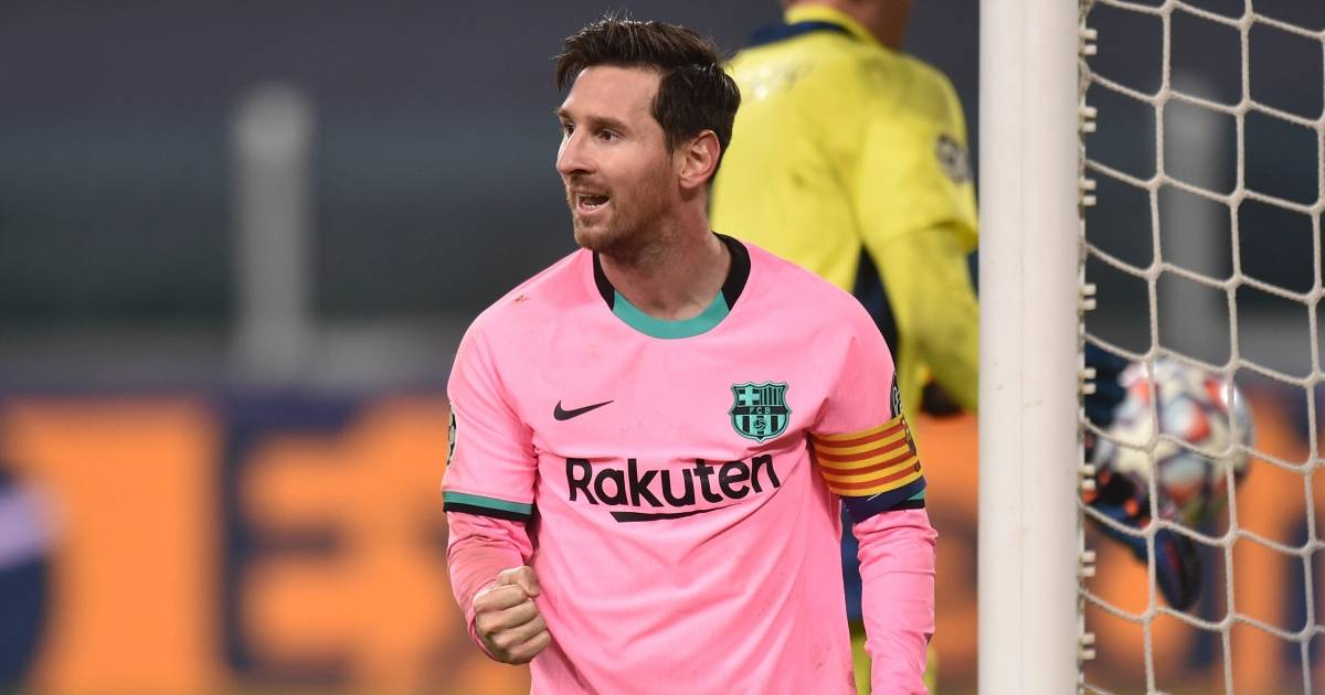 Leo Messi hits astonishing Champions League milestone after Juventus triumph