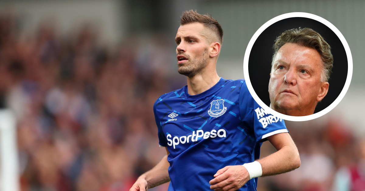 'You had to wait until the manager told you to eat': Morgan Schneiderlin opens up on struggles under Van Gaal at United
