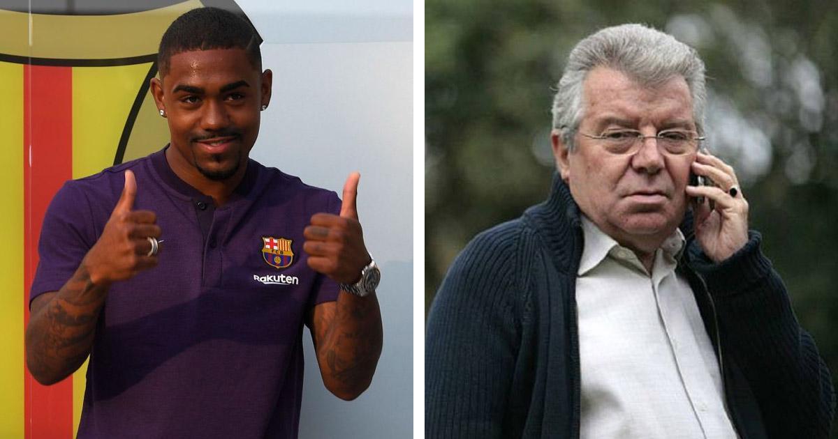"""Josep Minguella nie avoir reçu 10 M€ du Barça pour le transfert de Malcom, affirmant que la """"vraie commission"""" était """"d'un peu plus d'1 M€"""""""