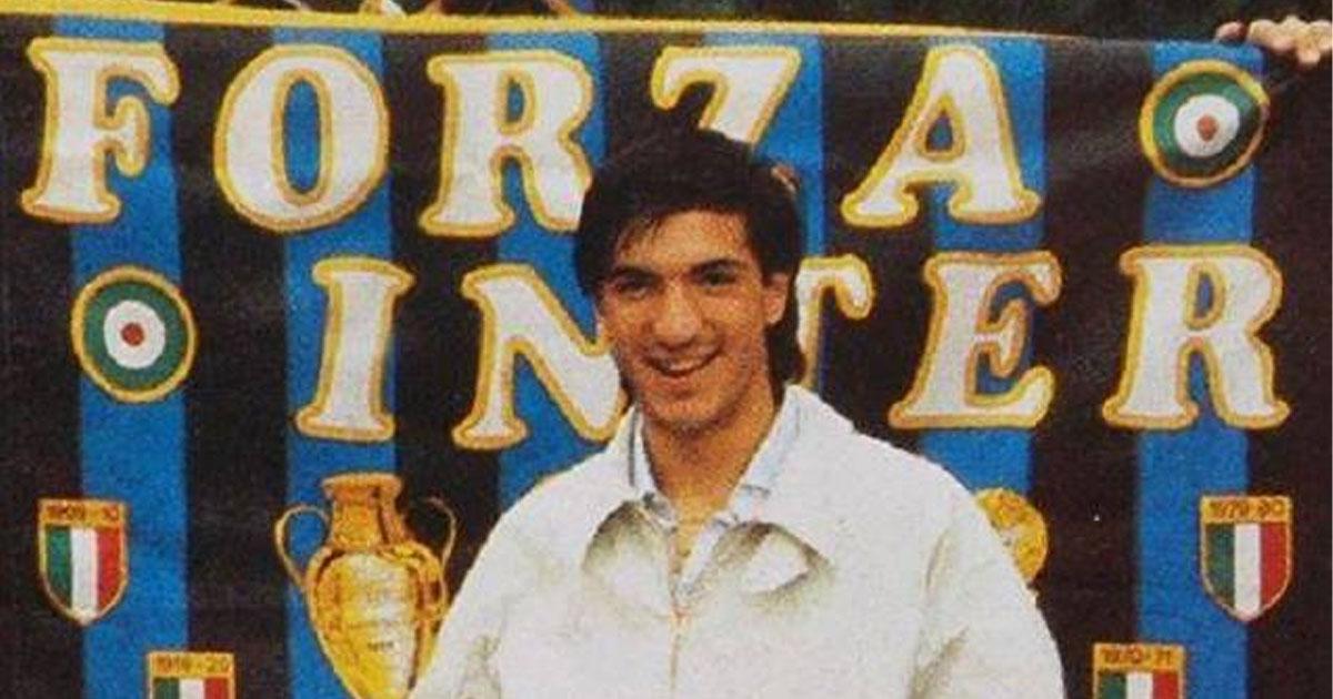 Lo storico gregario dell'Inter, Enrico Cucchi, scomparso troppo presto e in maniera misteriosa