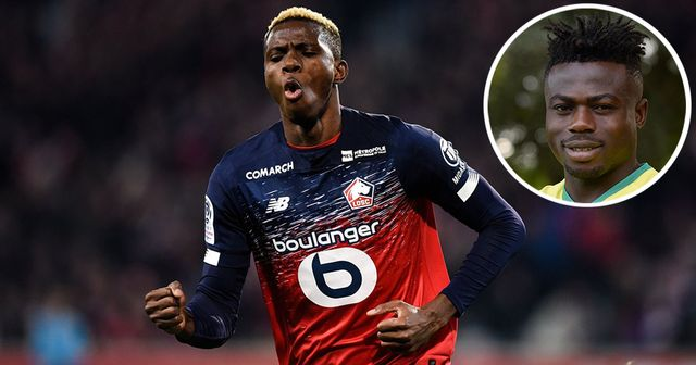 'He is still very young, strong and very good striker, a born goal poacher': Chelsea-linked Victor Osimhen tipped to join big club in future