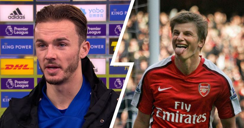 Leicester's Maddison scores vs Soton, compares it to Arshavin's debut goal for Arsenal (video) - logo