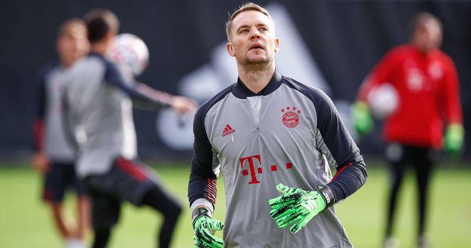 Manuel Neuer Bestreitet Sein 200 Zu Null Spiel Fur Bayern