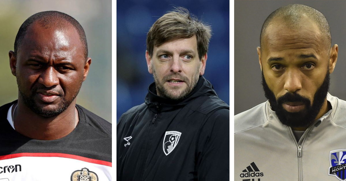 Bournemouth appoint Woodgate as manager amid Henry & Vieira links