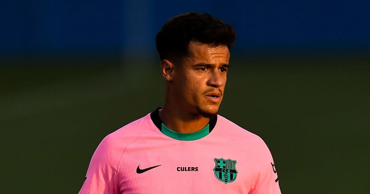 Coutinho withdrawn from Brazil squad after suffering injury vs Real Madrid