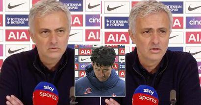 Mourinho va con todo y responde a Solskjaer: 'Son tiene suerte de que su padre sea mejor persona que Ole'