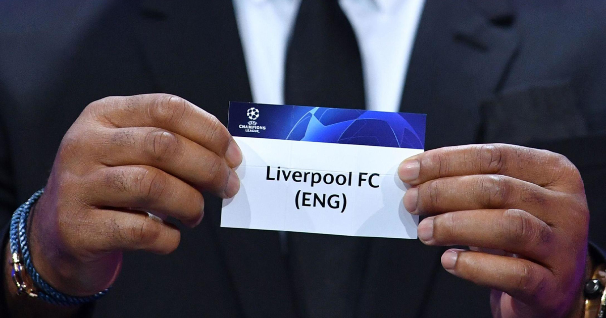 'Seems like a fun group', 'should breeze through': Global Reds community reacts to Champions League draw