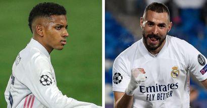 Benzema 9, Rodrygo 8: las notas del Real Madrid ante el Borussia Gladbach