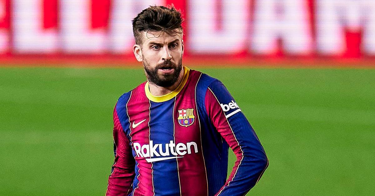 Piqué est de retour en forme et devrait débuter la finale de la Copa Del Rey