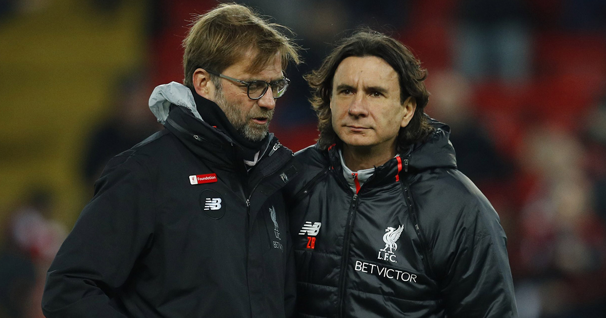 Klopp's former No.2 Buvac: 'I did job of manager, except speaking in public and giving interviews'