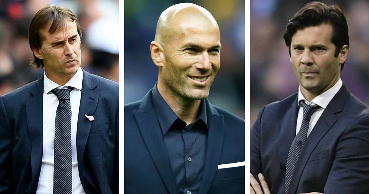 Sign of consistency? Madrid have never lost 3 back-to-back matches under Zidane