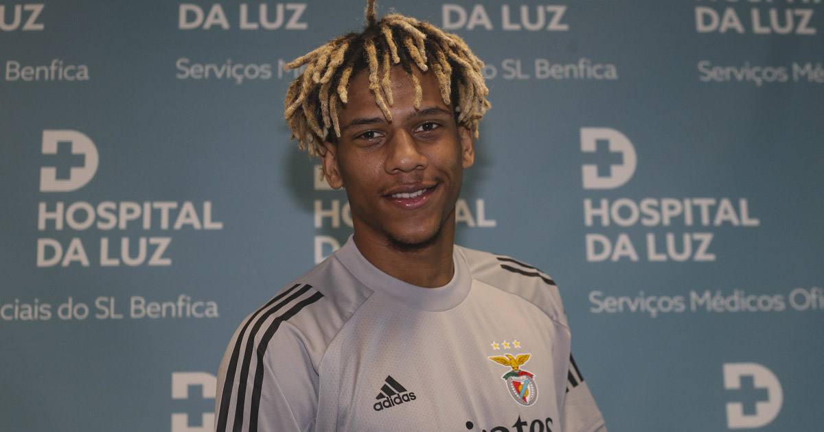Todibo impresses Benfica's coach from first days of training
