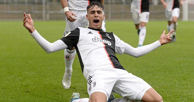 Momento magico per Da Graca: gol alla Lazio in Primavera dopo l'esordio in prima squadra - logo