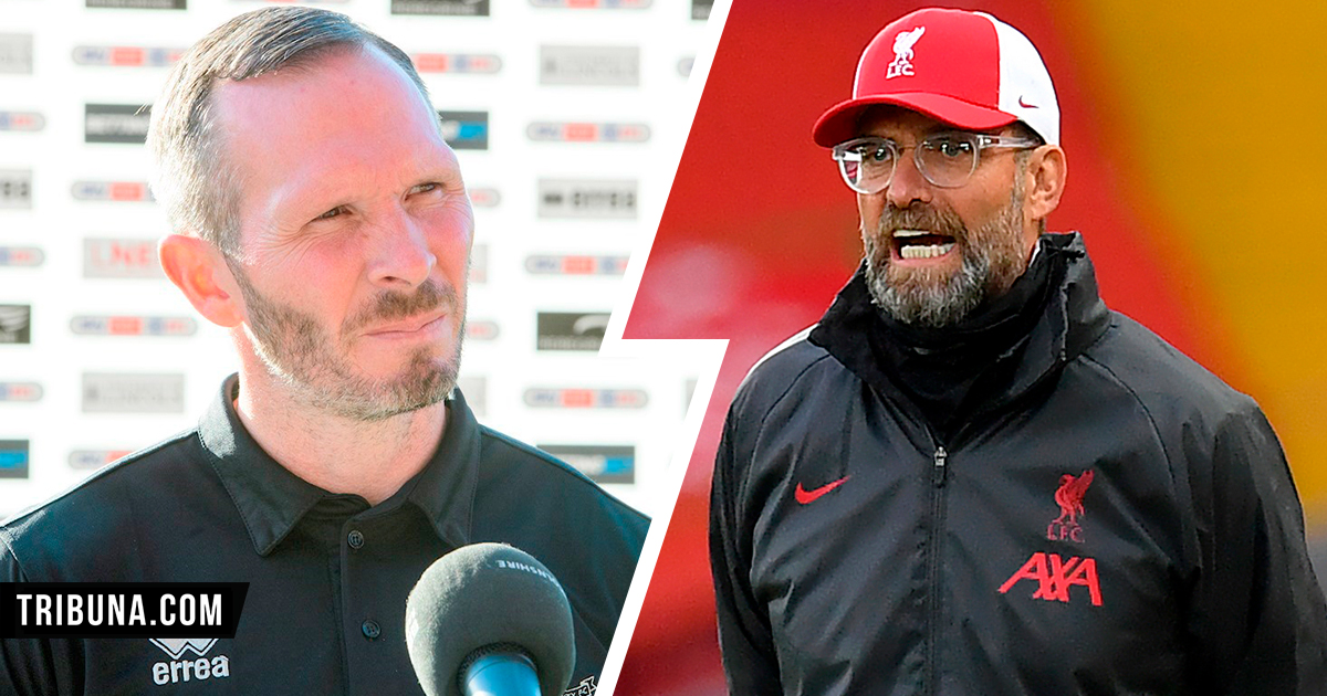 Lincoln boss Appleton: 'People talk about Pep and Klopp and Mourinho. In my eyes, we'll be coming up against the best manager in the world'
