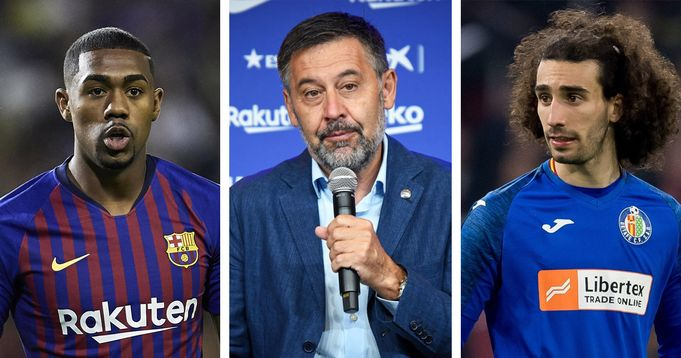 From 'Barcagate' scandal to Malcom-esque transfers: Fan names 8 worst deeds made by Bartomeu and his board - logo