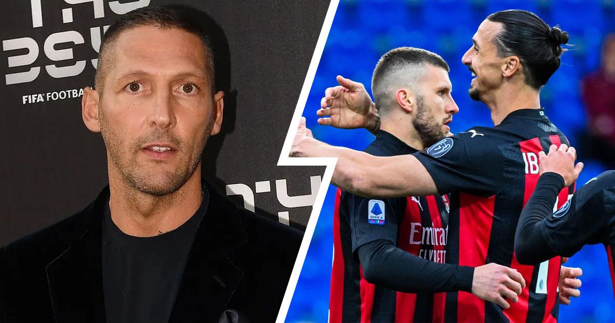 """Materazzi ammette a malincuore: """"Il Milan merita di andare in Champions, sta tenendo un ritmo importante"""""""