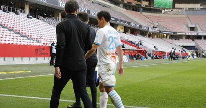 Sorti en cours de jeu, Yuto Nagatomo est victime d'une déchirure à la cuisse gauche