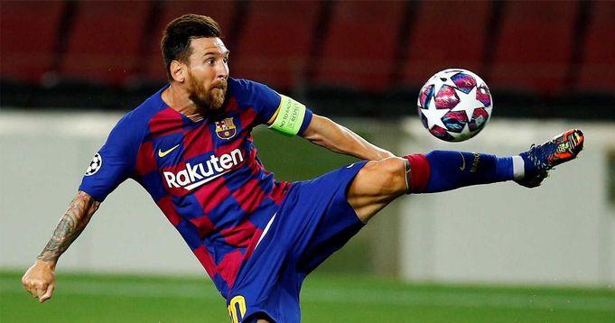 Messi établit un nouveau record alors que le Naples devient la 35e équipe qu'il marque en Ligue des champions