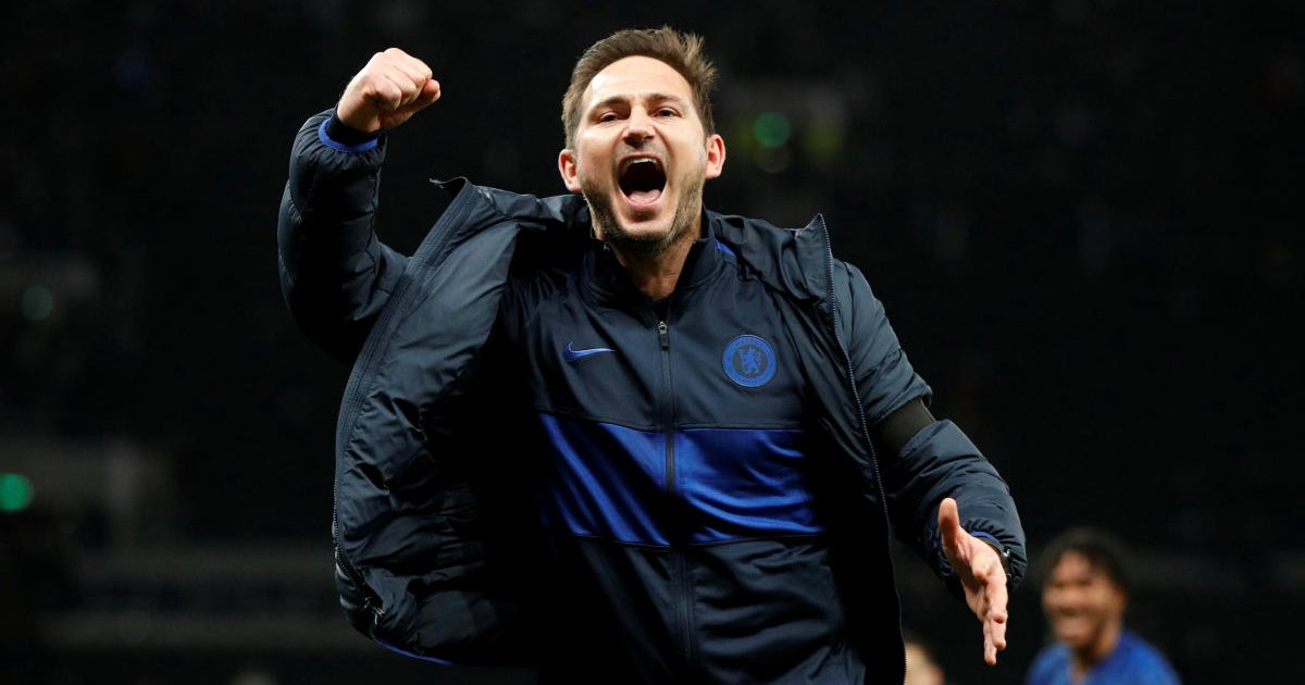 This season is a long marathon but we're working in a good direction': Lampard