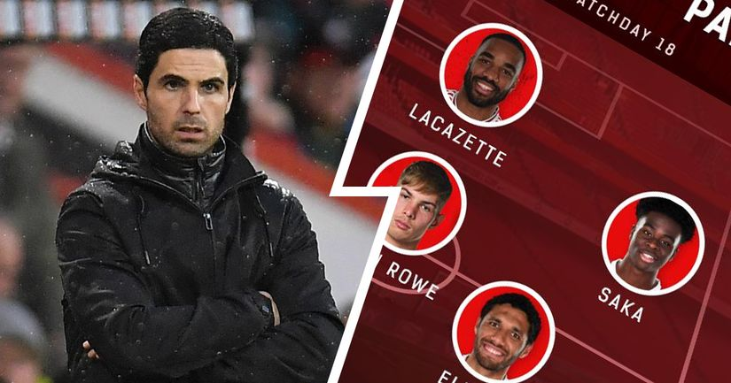 Arsenal vs Palace preview: probable lineups, stats to know and more - logo