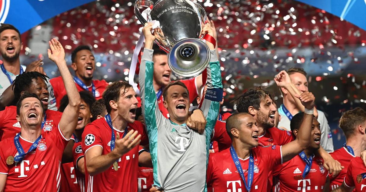 Gedicht: Bayern oben/Schalke natürlich unten - Blog-Beitrag