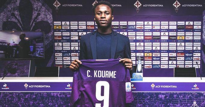"""Kouame ripensa all'Inter: """"Volevo tornare lì, ma non è andata così. Aspettavo una telefonata ma arrivò troppo tardi"""" - logo"""