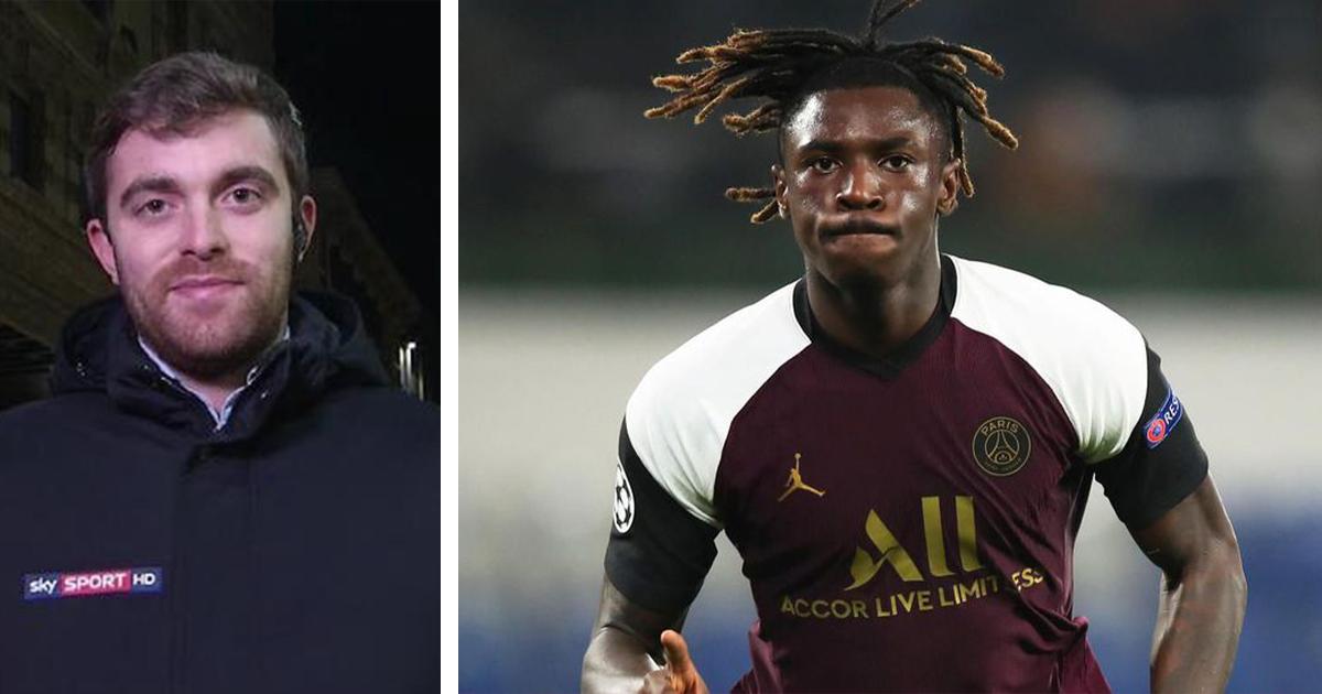 """""""Si le PSG veut le recruter, ils devront faire une offre importante pour convaincre Everton"""": Le journaliste Fabrizio Romano"""