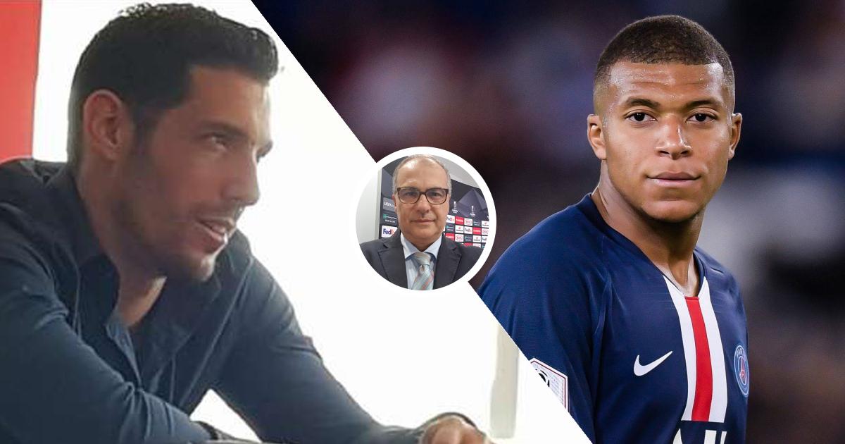 """Troppe critiche a Moncada! Suma difende il dirigente rossonero: """"Ha  scoperto Mbappè a 12 anni"""""""