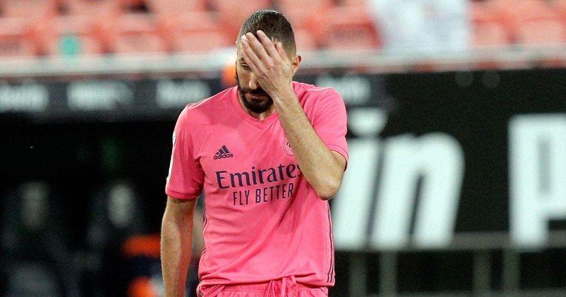 تفاقم أزمة الإصابات في مدريد , و قد يغيب  8 لاعبين  في مواجهة فياريال - logo