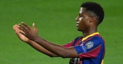 """""""Je suis vraiment heureux d'avoir mes 18 ans dans le meilleur club du monde"""": le message d'anniversaire émouvant d'Ansu Fati"""