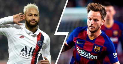 Neymar rein, Rakitic raus: Barca-Fan bietet eigene Vision der Kaderplanung für den Sommer an