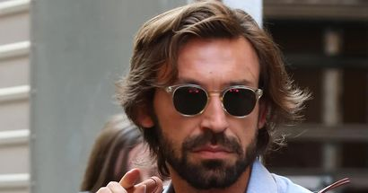 Pirlo voted sexiest manager in Serie A – despite not making his debut as head coach yet