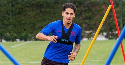 Official: Barca B talent Reis joins Osnabruck on loan