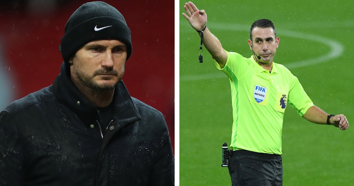 Controversial official David Coote appointed as referee for Burnley clash – and Chelsea fans are expecting the worst