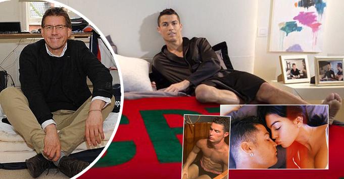 Wie man wie Cristiano Ronaldo schläft, Schlafroutine, die CR7 mit 35 in Form hält