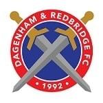 Dagenham & Redbridge - logo